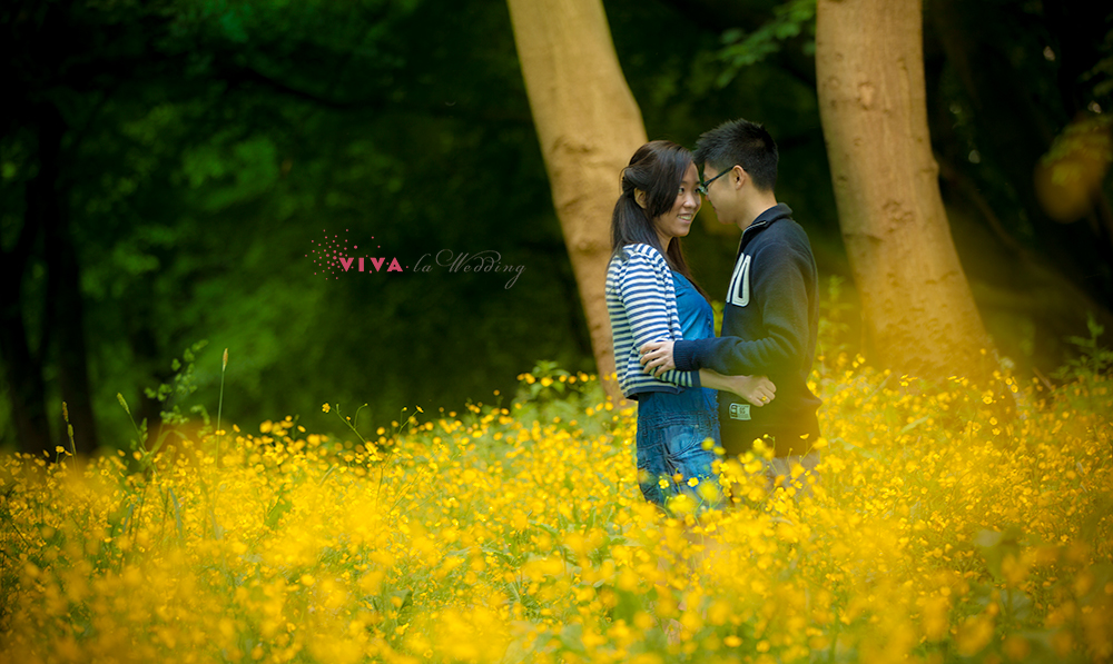Pre-wedding photography in Alexandra Park, Manchester, by Viva la Wedding