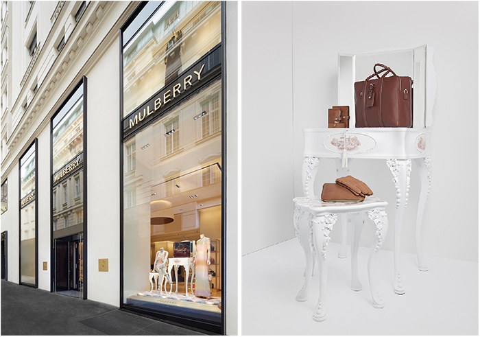 Mulberry Bags Vienna Musical Boxes