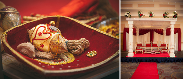 Hindu Wedding Photography - Mandap