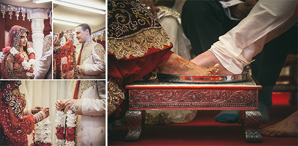 Hindu Wedding Ceremony Photography