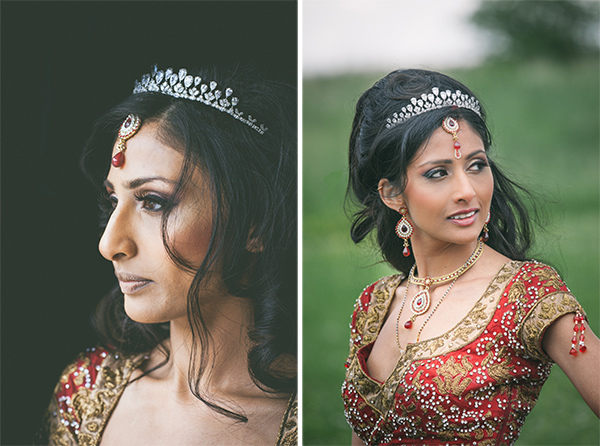 Hindu Bride Wedding Photography