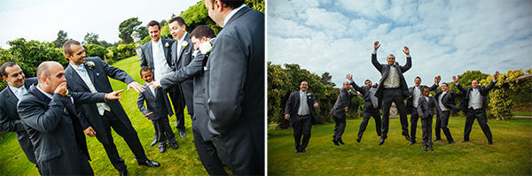 Groomsmen Wedding Photography