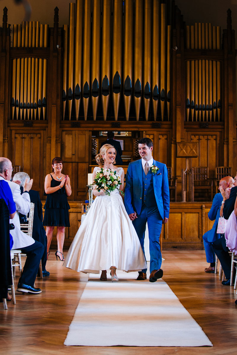 Manchester Wedding videography