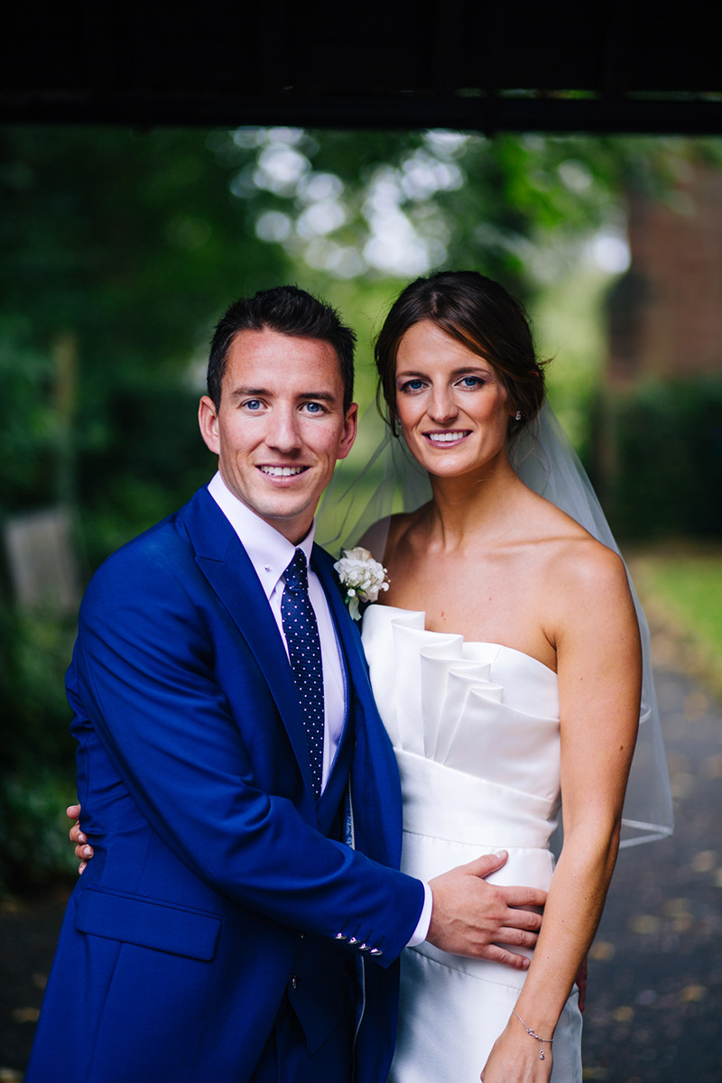 Manchester Wedding photography bride and groom