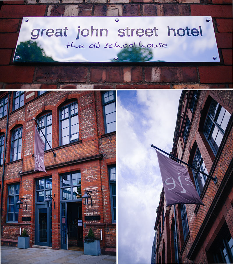 Great John Street Hotel photography