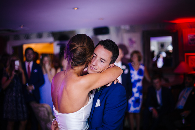 manchester Wedding photographer covering of the first dance