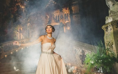 Real Princesses: A styled wedding shoot