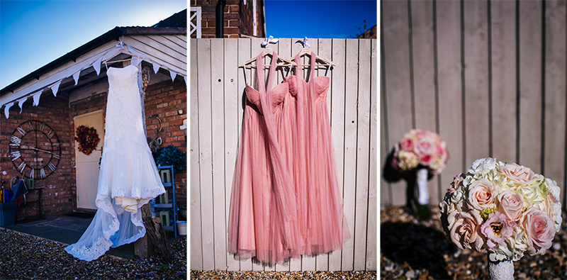 cheshire wedding bridesmaids dresses