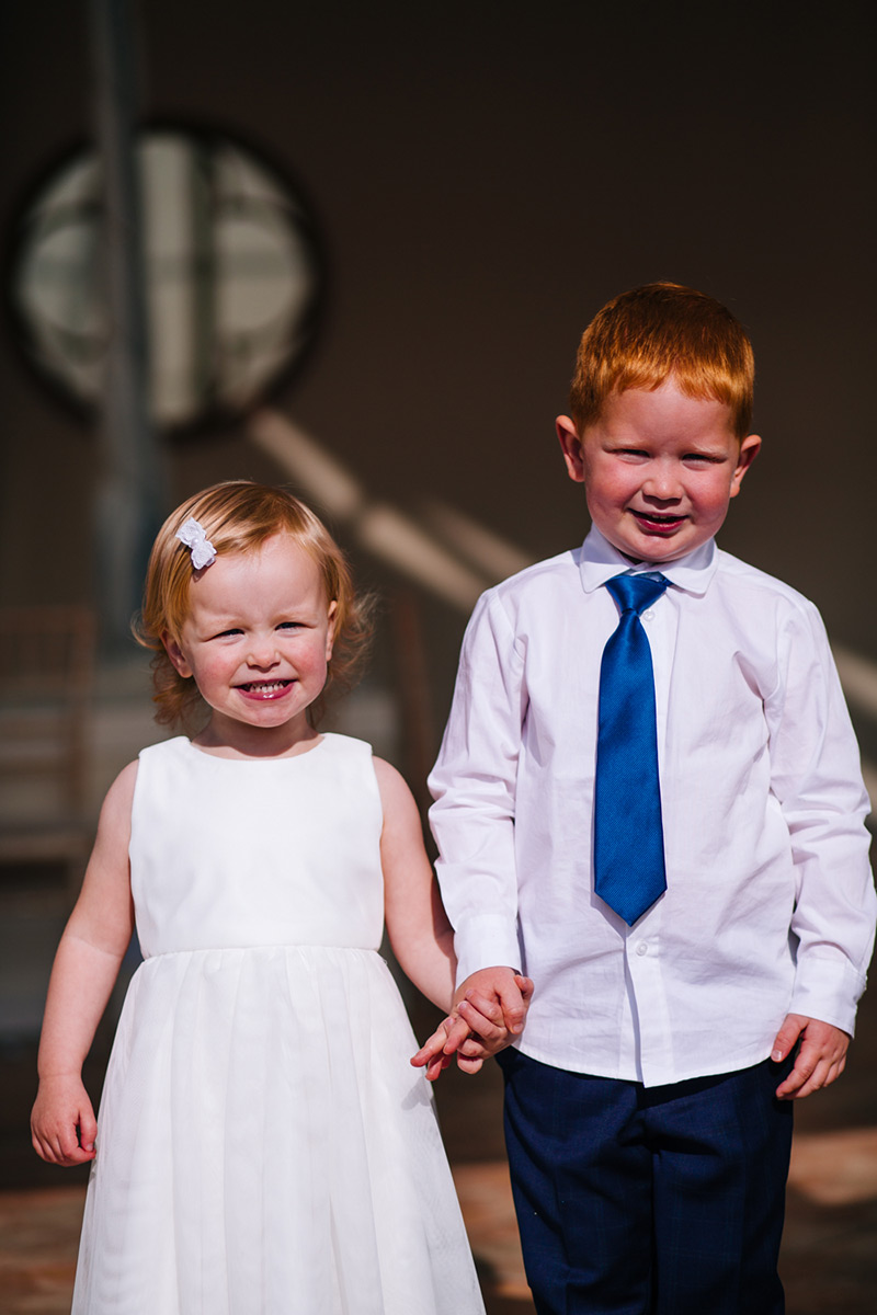 cheshire wedding kids
