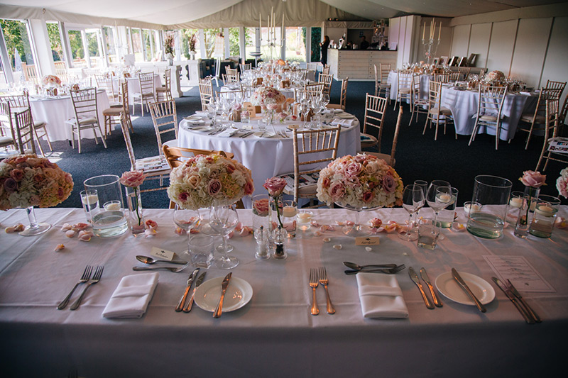cheshire wedding room