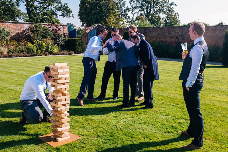 cheshire wedding games