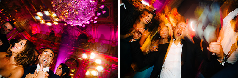 dancefloor antics Persian wedding Stockholm