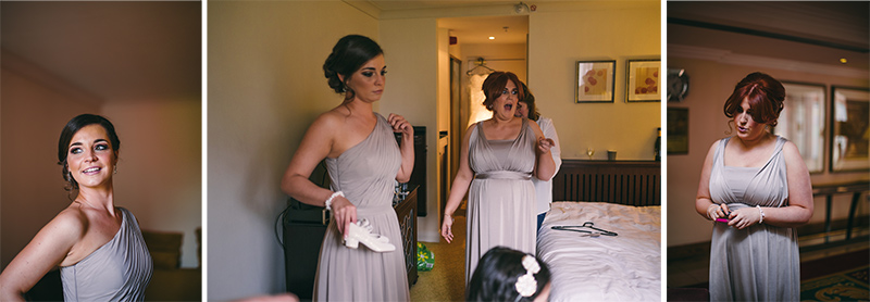 Bridesmaids Wedding Photographer Manchester