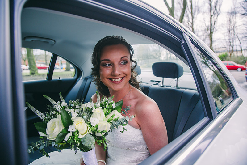 Wedding Photographer Manchester Bride