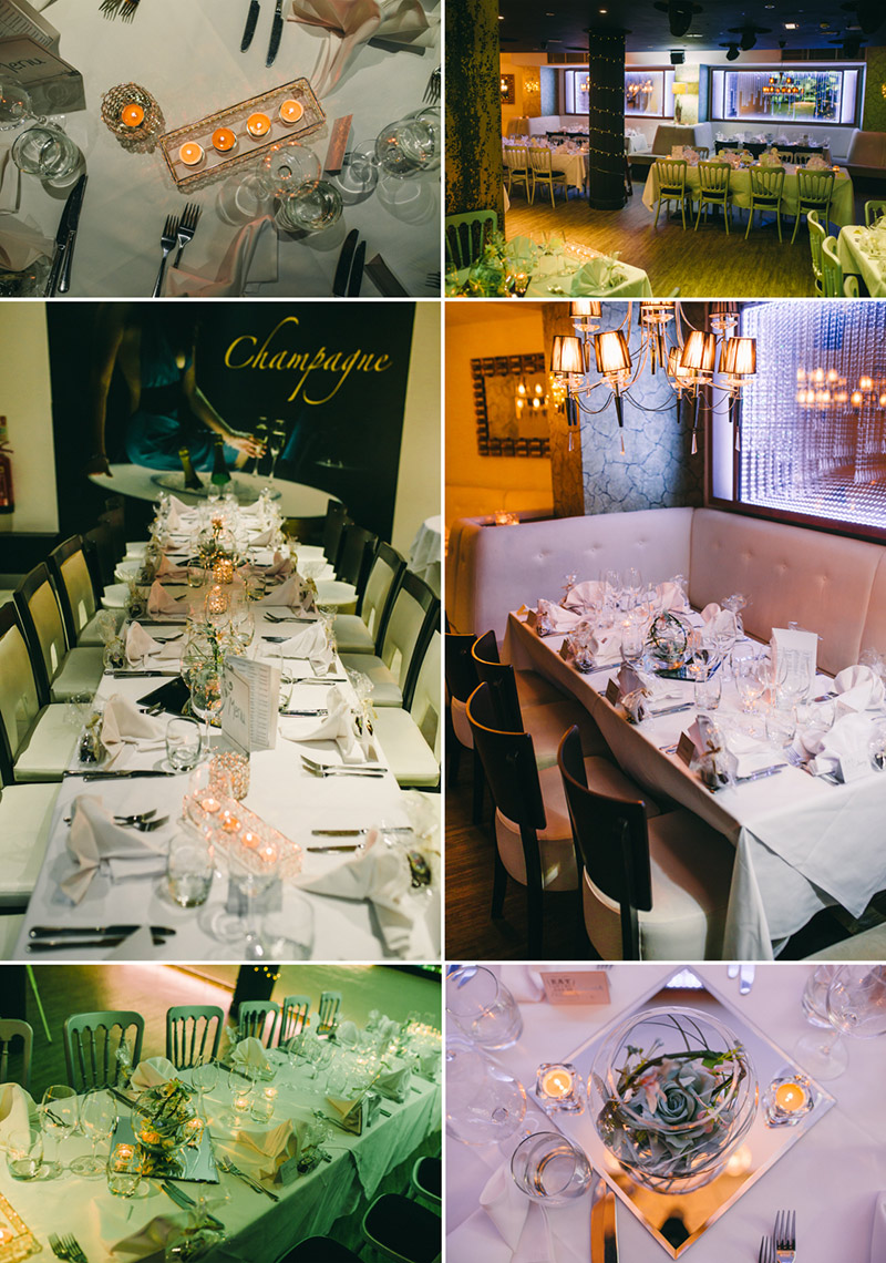 venue decor montage