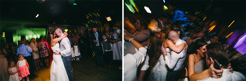 Wedding Photographer Manchester first dance