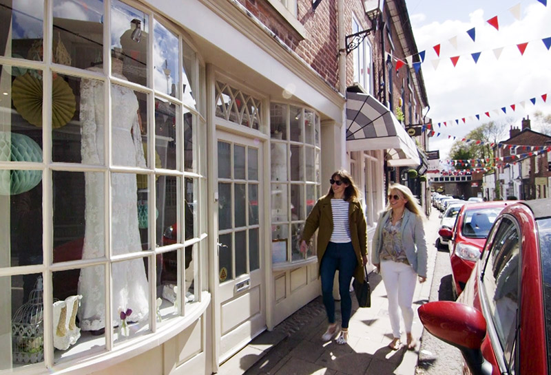 Felicity Cooper Knutsford boutique let's shop!