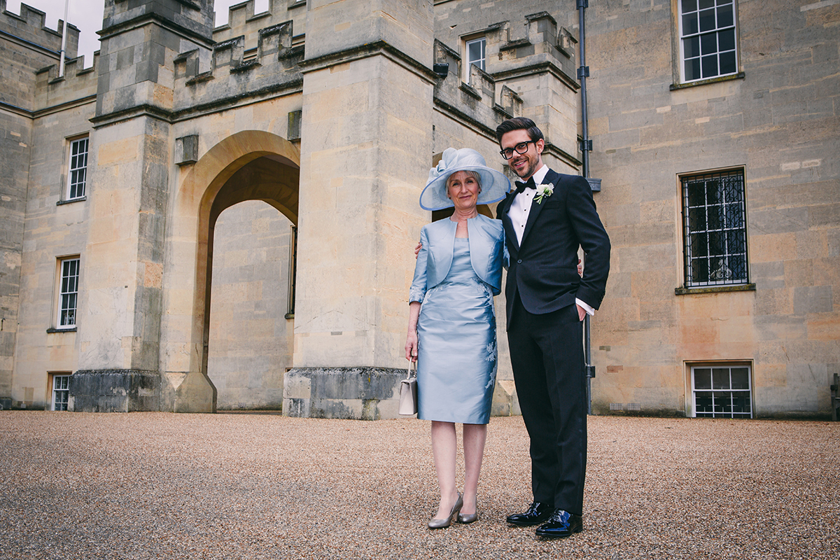 mother of the groom Wedding photography London
