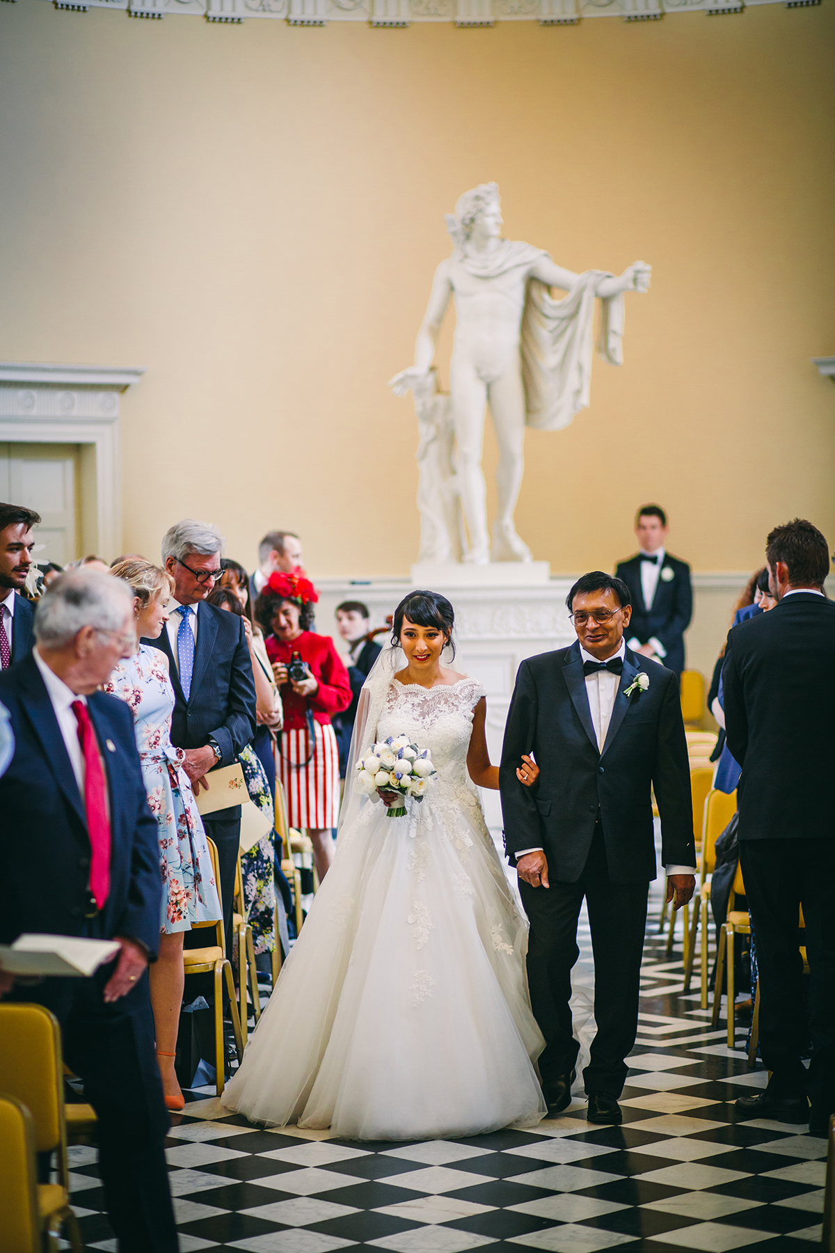 down the aisle wedding photography London